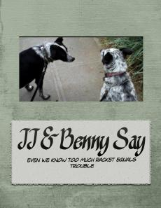 JJ And Benny Say
