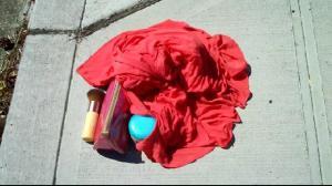 Make up Sidewalk