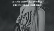 The Stylish BankRobber