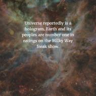 Universe a Hologram