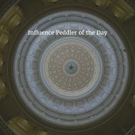 Influence Peddler of theDay