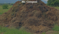 Mr. Compost or Why Your Dog Eats Smelly Stuff