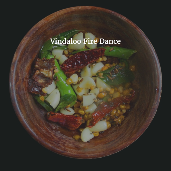 Vindaloo Fire Dance